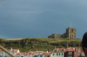 Abby in Whitby