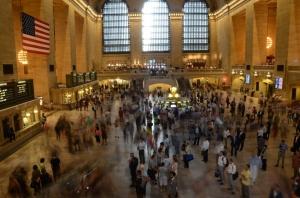New York, Central Station