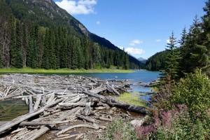 Kanada Fluss